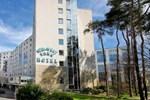 Отель NOVINA HOTEL Südwestpark