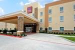Отель Comfort Suites Katy