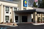 Отель Comfort Inn Tupelo