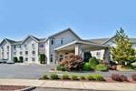 Отель Comfort Suites Corvallis