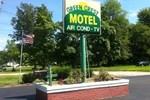 Отель Green Crest Motel