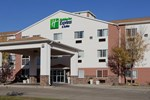 Отель Holiday Inn Express Hotel & Suites Pierre-Fort Pierre