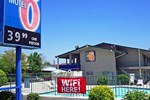 Отель Motel 6 Red Bluff