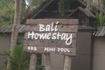 Отель Bali Homestay