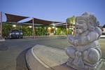 Отель Cattrall Park Motel Karratha