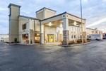 Отель Comfort Inn Muskogee