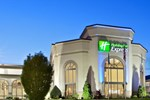 Отель Holiday Inn Express Harrisonburg