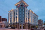 Отель Courtyard by Marriott Wilmington Downtown/Historic District