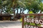 Отель Faofao Beach Fales