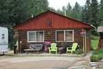 Отель Slave Lake Cabin Rental In Faust