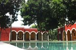 Отель Hotel Hacienda Ticum