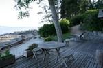Апартаменты Cortes Island Boathouse