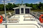 Отель Bayou Rehab Houseboat Rental