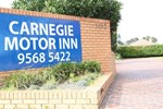 Отель Carnegie Motor Inn