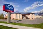 Отель Fairfield Inn Salt Lake City Draper