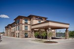 Отель Best Western Plus Cushing Inn & Suites