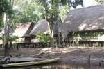 Отель Lodge Jungle Wolf Expeditions