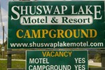 Отель Shuswap Lake Motel Campground
