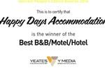 Отель Happy Days Accommodation