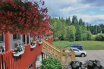 Отель Motel Le Radisson de Val-David