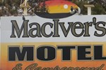 Отель MacIver's Motel and Camp