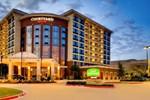 Отель Courtyard Dallas Allen at the John Q. Hammons Center