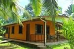 Отель Cabinas Caribe Luna