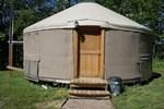 Отель Ecofiest Yurts & Sauna