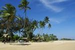 Отель Ganesh Garden Beach Cabanas