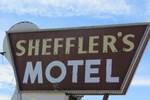 Отель Sheffler's Motel