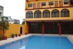 Отель Hotel Arcos del Parque