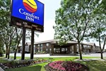 Отель Comfort Inn Winnipeg Airport