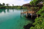 Отель Lusia's Lagoon Chalets