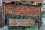 Отель Charnwood Cottages in Warburton