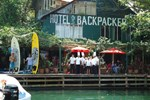 Отель Hotel y Restaurante Backpackers