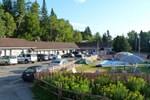 Отель Motel Des Pays D'En Haut