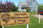 Апартаменты Stewart Harbourside Cottage - West Point PEI
