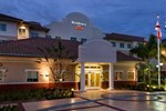 Отель Residence Inn by Marriott Fort Myers at I-75 and Gulf Coast Town Center