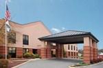 Отель Comfort Suites Martinsburg