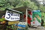 Отель 3 Rivers Eco Lodge