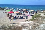 Апартаменты Villetta Fronte Spiaggia a Mancaversa