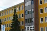 Отель Hotel Garni am Überseehafen Rostock