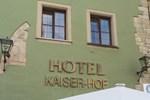 Отель Hotel Kaiserhof am Dom