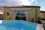 Апартаменты Holiday home Sauvian AB-1258