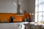 Apartment im Loft