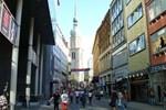 Апартаменты Wohnung im Zentrum Dortmunds