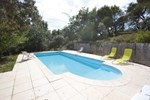 Апартаменты Holiday home Vaison-La-Romaine UV-949