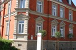 Отель Hotel Stadtvilla Garni