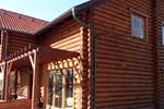 Апартаменты Sombereki Horgásztó - Rönkház