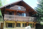 Chalet individuel en madrier VOLOGNE 5 chambres